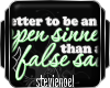 [s]Open Sinner ...