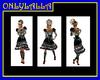 Black Silk Lolita Dress