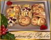 I~CafeDanish Pastry Tray