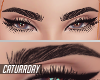 C| Boldish Brows