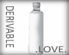.LOVE. Derivable Bottle1