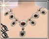 !SS Red Diamond necklace