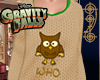 (GF) WhoWho Owl Sweater