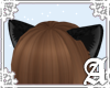 Holy Wolf Ears~ Black