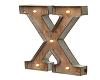 (AF) Sign Letter X