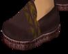 cozy slip-ons