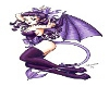 [BOO]Purple Imp Wings