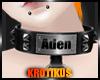 *K* G - Aden Collar