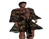 silk robe layerable