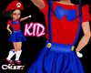KID MARIO DRESS