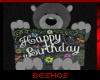 💋 K-l HBD Bear