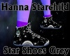 Star Shoes Grey