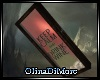 (OD) Cork frame