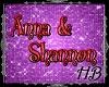 Anna/Shannon bday floor
