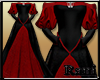 Undead Queen Gown R/B