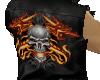 [MJ] Flaming Skull