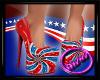 4th July Heels