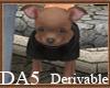 (A) Chihuahua Purse