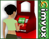 imvux credit ATM Red