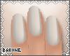 B| Nails White