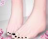 d. no shoes