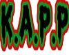 *J* K.A.P.P Floor Sign