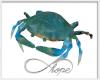 Blue Crab Chair