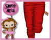 WK Red Pants Hunt Ghosts