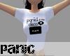 P!ATD Tee shirt