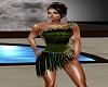 Green Patricia Dress
