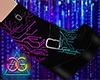 GG Cyberpunk Ninja Heels