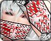 ki0! spiked mask Blood