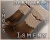 [Is] Fur Boots Drv