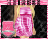 -H-Pink Zebra AngelDress