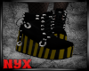 (Nyx) Cryptic Booties V3