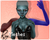 Extra Arms +Poses Mesh