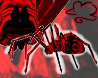 Stiches Spider (bloody)