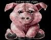 sad piggy long shirt