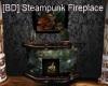 [BD] Steampunk Fireplace