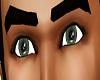 ARY GREEN eyes