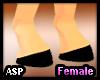 ASP) Anyskin Horse Feet