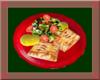 OSP Grilled Fish & Salad