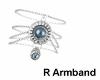 Ashia Armband Silver