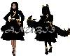 anubis lolita dark dress