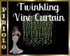 Twinkling Vine Curtains