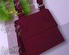 Burgundy Mini Bag