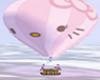 Hello Kitty Balloon Ride