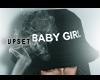 ~BABYGIRL B BUCKET HAT