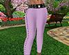 Lilac Skinny Pants RL