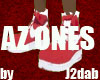 BMF's AZ red ones